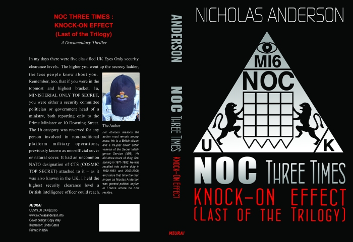 NOC Three Times full book cover