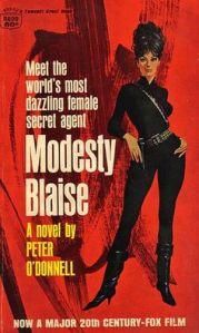 Modesty-Blaize