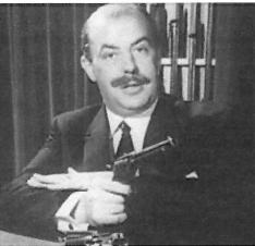 Major Boothroyd