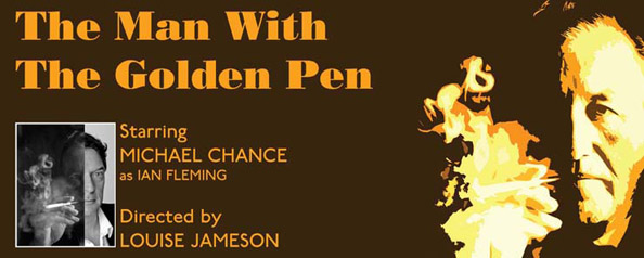 The Man with the Golden Pen - Michael Chance