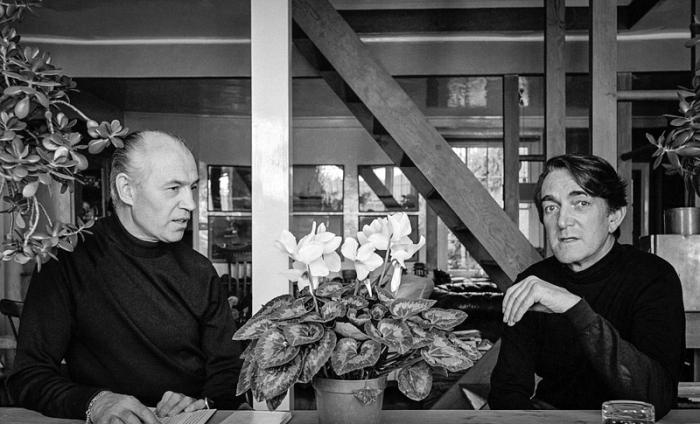 Richard Chopping & Denis Wirth Miller