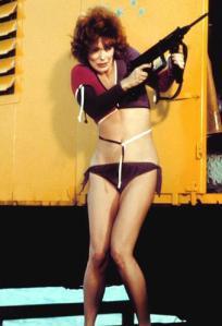 Jill St. John as Tiffany Case