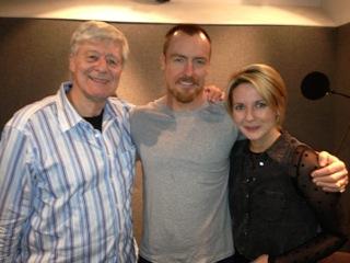 Martin Jarvis, Toby Stephens & Lisa Dillon