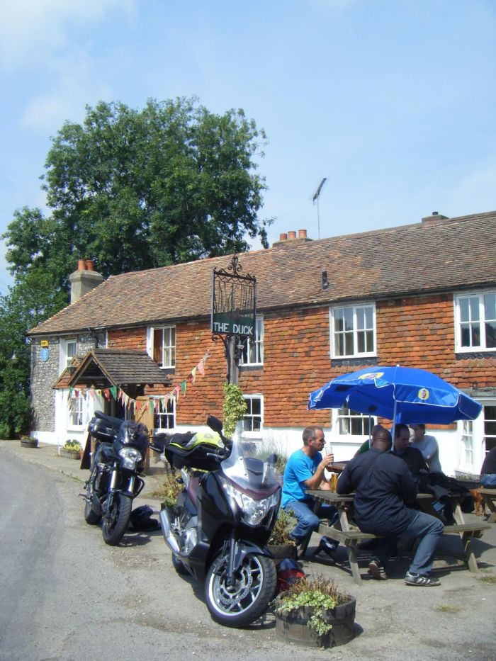 The Duck Inn, Pett Bottom