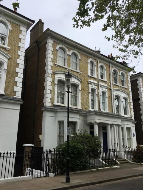Carlyle Square - Bond's flat? (Photo: David Salter)