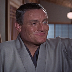 Charles Gray as Dikko Henderson