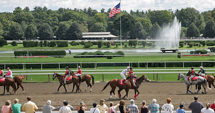 Saratoga Racetrack (Photo: www.saratogaarms.com)