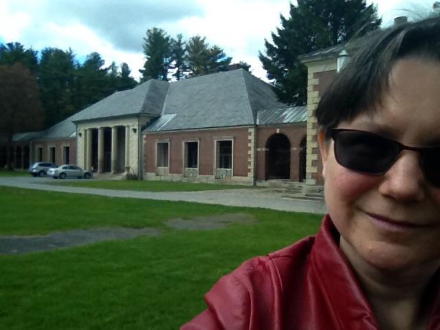 The Roosevelt Baths, Saratoga (Photo: Frieda Toth)