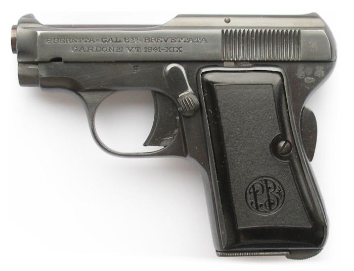 A Beretta 418