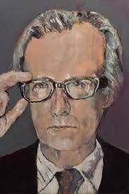 Bill Nighy by Reg Gadney