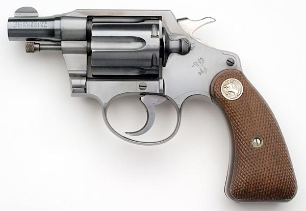 "Colt Detective Special with 2"" Barrel"