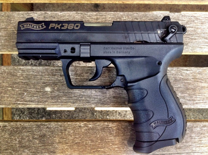 Walther – a PK380