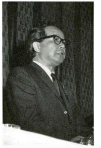 Torao Saito 1962 in Canada