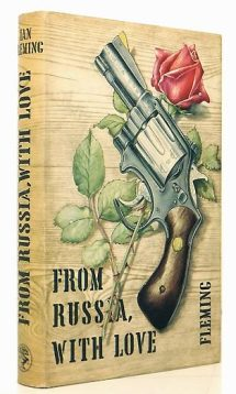 From Russia with Love Book