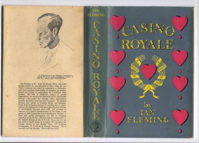 CASINO ROYALE (FINE COPY) available from James M. Pickard