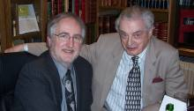 Raymond Benson & Peter Janson-Smith