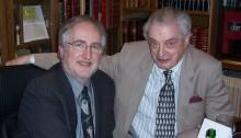 Raymond Benson & Peter Janson-Smith