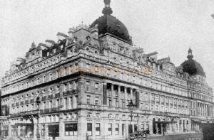 The Carlton Hotel, 1935