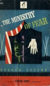Graham Greene's novel Ministry of Fear by Robert Jonas