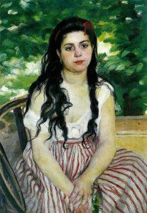 En Ete by Renoir