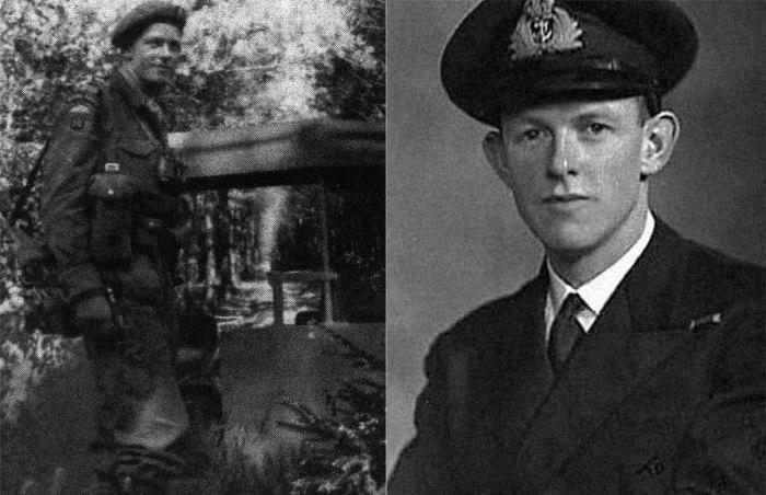 Lieutenant-Commander Patrick Dalzel-Job