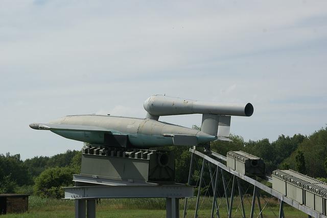 V1 Doodlebug Rocket