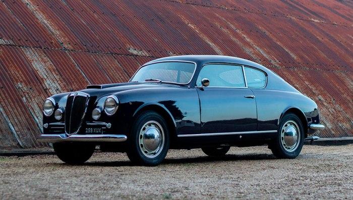 Lancia Aurelia (Photo: Classic Motor Hub http://emcars.com/)