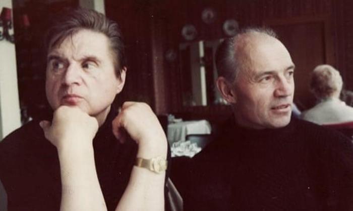 Francis Bacon and Richard Chopping
